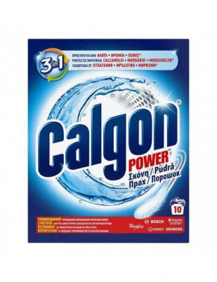 Calgon 3 in 1 Protect & Clean pudra anticalcal, 500 gr foto
