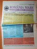 Ziarul romania mare 30 martie 2001-120 de ani de la nasterea lui octavian goga