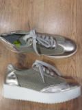 LICHIDARE STOC! Pantofi dama noi superbi piele naturala comozi si usori 38 si 39