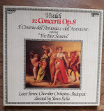 LP Vivaldi - Liszt Ferenc Chamber Orchestra – 12 Concerti Op.8 [Boxset 3 LP], VINIL