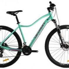 Bicicleta Dama Devron Riddle W 1.9, Cadru 18.1inch, Roti 29inch (Albastru)