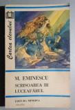 Scrisoarea III, Luceafarul - M. Eminescu
