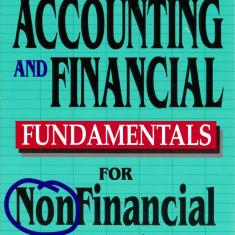 Accounting and Financial Fundamentals for Non Financial Executives