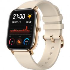 Smartwatch Amazfit GTS Desert Gold Auriu