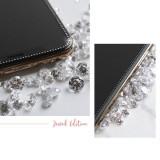 Folie Compatibila Phone 11 Pro / iPhone XS / iPhone X, 2,5D 0,33 mm, Ringke ID Glass Jewel Edition, Model Diamante