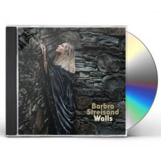 Barbra Streisand Walls (cd)