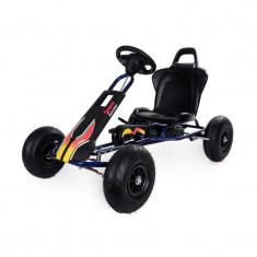 Kart cu pedale Ferbedo Air Runner Negru