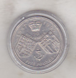 Bnk mnd Anglia 5 lire sterline 1997 - Elisabeta si Philip, Europa