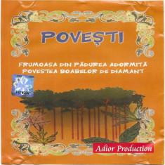 CD Povești, original