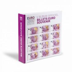 "Album pentru 200 bancnote ""EURO SOUVENIR"""
