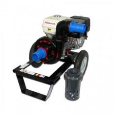 Motopompa de irigat Gardelina cu Motor Anadolu DWP 390 H4