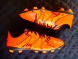 Crampoane fotbal Adidas 15.4. Marime 38 (24 cm talpic); impecabili, ca noi