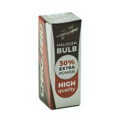 Bec halogen H1 55W Best CarHome foto