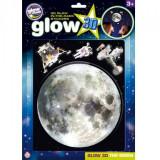 Stickere 3D - Luna The Original Glowstars Company, Multicolor