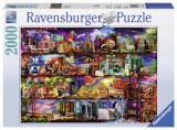 Cumpara ieftin Puzzle Lumea Cartilor, 2000 Piese, Ravensburger