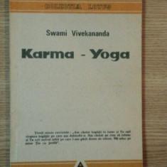 KARMA YOGA de SWAMI VIVEKANANDA , 1990