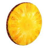Perna pentru scaun tip felie de ananas, 40 x 3.5 cm