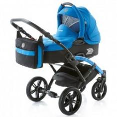 Carucior copii 2 in 1 cu landou Volkswagen Polo Blue