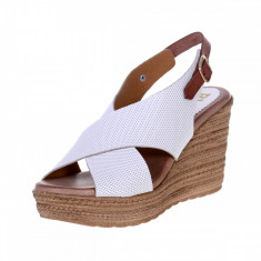 Sandale Platforma Ibizza WHT
