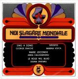 Vinyl 4 Noi Șlagăre Mondiale