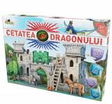 Cumpara ieftin Puzzle 3D Cetatea Dragonului, 116 piese, Noriel