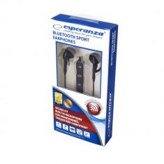 Bluetooth Casti Sport, Esperanza, EH187K