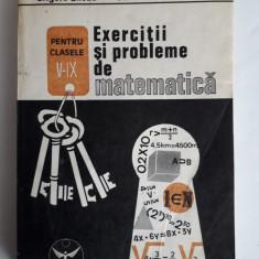 Exercitii si probleme de matematica - Grigore Gheba / R3P5F