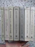 ORGANE DE MASINI (COLECTIE STAS, SERIE COMPLETA) VOL.1 A, 1B, 1C, 1D, 2, 3A, 3B,