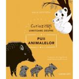 Curiozități uimitoare despre puii animalelor, Cartier