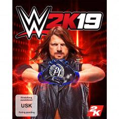 Joc PC Take 2 Interactive WWE 2K19 Seam Code