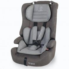 Scaun Auto MamaLove Shield grupa 9-36 kg Gri
