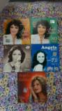ANGELA SIMILEA - LOT 5 CD-URI .