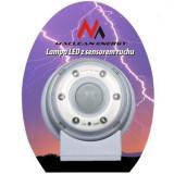 Lampa cu leduri si senzor de miscare - 400360