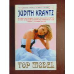 Top model Judith Krantz