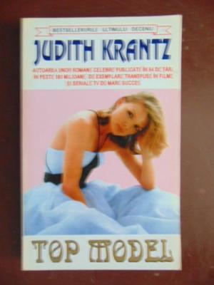 Top model Judith Krantz foto