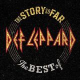 Def Leppard The Story So Far LP (2vinyl)