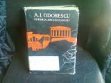 ISTORIA ARCHEOLOGIEI - A.I. ODOBESCU