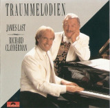 CD James Last & Richard Clayderman - Traummelodien