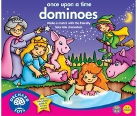 Joc Educativ Domino - A Fost Odata Ca Niciodata - Orchard Toys (076) foto