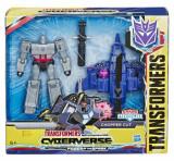 Transformers Cyberverse - Figurina Spark Armor Megatron