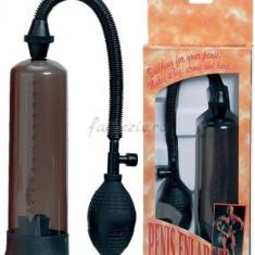 Pump Enlarger Black