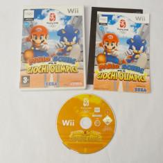 Joc Nintendo Wii - Mario & Sonic at the Olympic Games Beijing 2008
