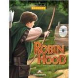 Benzi desenate Robin Hood DVD - Jenny Dooley