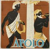 Disc vinil povesti foarte rar - Al. Mitru Legendele Olimpului - Apolo, electrecord