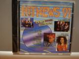 Hit News 91 - Selectii (1991/K-Tel/Germany) - ORIGINAL/NOU/SIGILAT