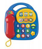Telefon interactiv pentru bebe cu baterii - Simba Toys