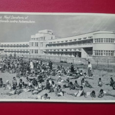 Bugaz Noul Sanatoriu al Ligei Nationale contra tuberculozei, Necirculata, Fotografie