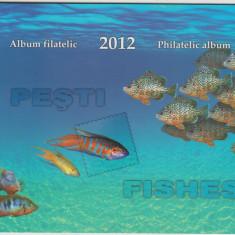 ROMANIA  2012  PESTI - ALBUM FILATELIC  L.P. 1944 b