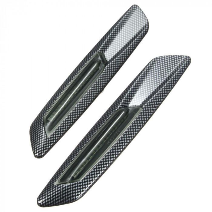 Semnalizari Aripa Led Carbon BMW E60, E61, E90, E91, E81, E82, E88 - BTLL-104-D