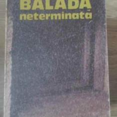 BALADA NETERMINATA - CONSTANTIN CUBLESA